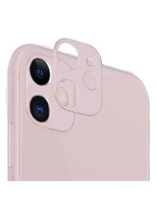 Ntech Apple iPhone 11 Camera Lens Metal Protector - Roségoud