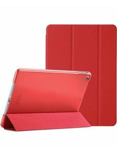 Ntech Apple iPad 10.2 (2019 / 2020) Smart hoes Trifold - Rood