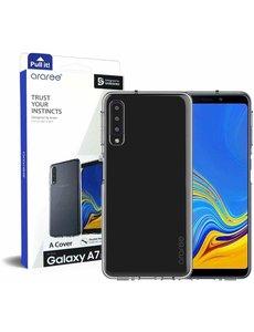 Araree Samsung Galaxy A7 2018 Araree TPU Hoesje A Cover Series backcover - Transparant