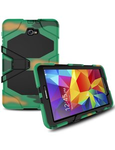 Ntech Samsung Galaxy Tab A 10.1 (2016) Extreme Armor hoes - Camouflage