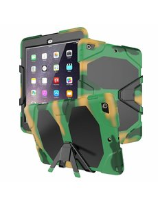 Ntech Apple iPad 9.7 (2018-2017) Extreme Armor hoes - Camouflage