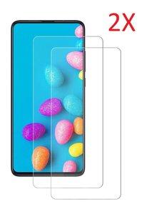 Ntech Xiaomi Mi 9T Pro Screenprotector 2 Pack / Tempered Glass