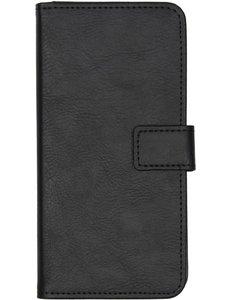 Ntech Xiaomi Redmi Note 7 Portemonnee hoesje / Boek hoesje - Zwart