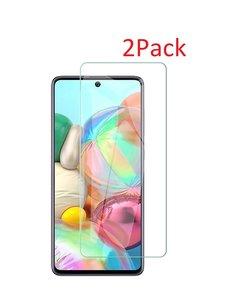 Ntech Samsung Galaxy Note 10 Lite Screenprotector Tempered Glass - 2 Stuks
