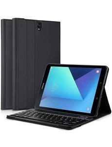 Ntech Samsung Galaxy Tab S3 9.7 - Smart Toetsenbord Hoes - Zwart Ntech