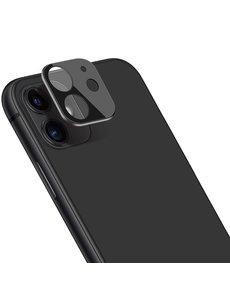 Ntech Apple iPhone 11 Camera Lens Glass Protector - Zwart