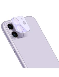 Ntech Apple iPhone 11 Camera Lens Glass Protector - Paars