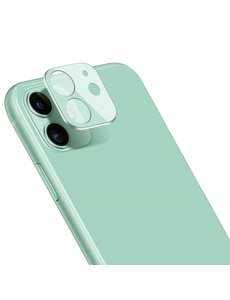 Ntech Apple iPhone 11 Camera Lens Glass Protector - Groen