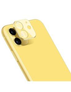 Ntech Apple iPhone 11 Camera Lens Glass Protector - Geel