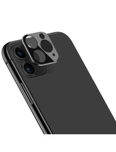 Ntech Apple iPhone 11 Pro & 11 Pro Max Camera Lens Glass Protector - Zwart