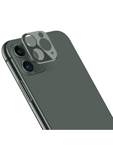Ntech Apple iPhone 11 Pro & 11 Pro Max Camera Lens Glass Protector - Donker Groen