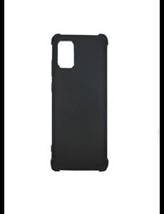 Ntech Samsung Galaxy S20 Plus Back Shock Hoesje Zwart