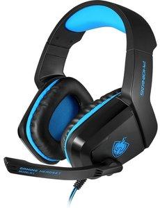 Phoinikas Phoinikas H1 Blauw - Pro Gamer Koptelefoon met 40mm Sound Drivers