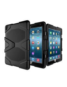 Ntech Apple iPad Pro 10.5 Hoesje - Heavy Duty Case - Zwart