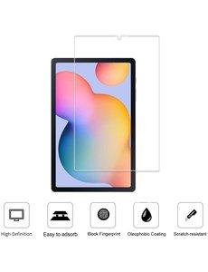 Ntech Samsung Galaxy Tab S6 Lite Screenprotector Tempered Glass Gehard Screen Cover