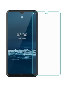 Ntech Nokia 5.3 Tempered Glass Screenprotector 2 Pack