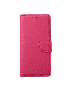 Ntech Ntech Samsung Galaxy M21 Book Case - Pink