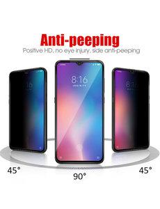 Ntech Samsung Galaxy A41 Anti Spy Privacy ScreenProtector / Tempered Glass