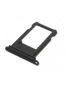 Ntech iphone 8g plus - simkaart holder - zwart