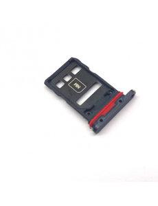 Ntech p30 pro - simkaart holder - zwart