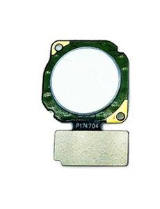 Ntech Huawei P30 Lite - Fingerprint Sensor Flex - Wit