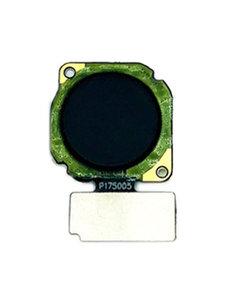 Ntech Huawei P30 Lite - Fingerprint Sensor Flex - Zwart