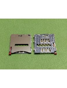 Ntech Sony Xperia Z5 Compact - Simkaart Reader