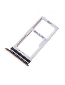 Ntech LG G7 - Simcard Holder - Zwart
