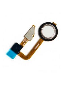 Ntech LG G6 - Home Fingerprint Flex - Wit