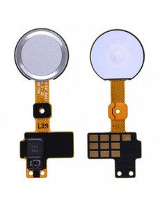 Ntech LG G5 - Home Fingerprint Flex - Wit