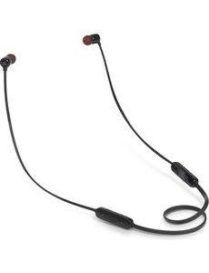 JBL JBL T110BT Zwart - Draadloze in-ear oordopjes