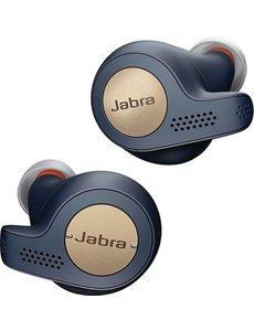 Jabra Jabra Elite Active 65t - Volledig draadloze sport oordopjes - Donker blauw