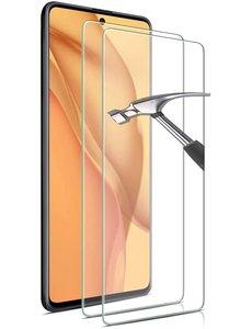 Ntech Screenprotector Samsung A52 - Samsung Galaxy A52 Screenprotector tempered Glas - 2 stuks