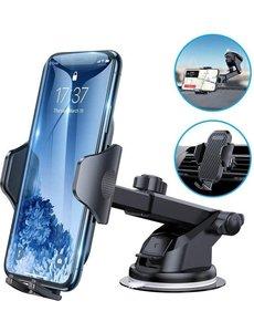 Merkloos Telefoonhouder Auto Dashboard / C12 Telefoon Houder Auto Zuignap - iPhone Samsung Huawei