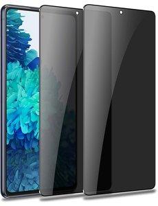 Ntech Galaxy A52 5G Privacy Glass - Samsung A52 Privacy Screen - Privacy Glass Galaxy A52 - Privacy Screenprotector Galaxy A52 - Privacy Screenprotector - 2 pack