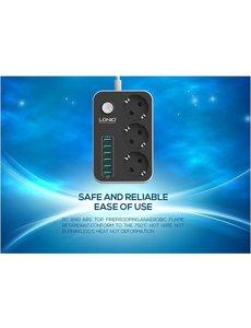 Ldnio LDNIO Premium Stopcontact - Stekkerdoos - 3.4A