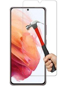 Ntech Screenprotector Samsung S21 FE - Samsung S21 FE Screenprotector Glas - Galaxy S21 FE Screen Protector - 2 stuks