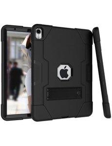 xssive Full Cover shock proof hoes iPad 10.2 (2019) - Zwart