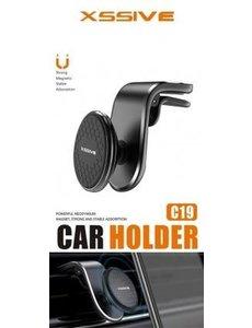 xssive Xssive Universele Houder voor Smartphone in Auto met magneeethouder voor luchtrooster- model C19