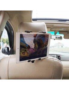 Merkloos Auto hoofdsteun houder tablet / portabel dvd ipad / galaxy tab