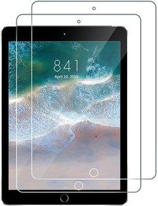 Ntech iPad 2021 Screenprotector - 2 Pack Screenprotector iPad 2021 10.2 -  iPad 10.2 2021 Bescherm Tempered Glass Gehard - iPad Screen Protector