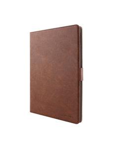 Ntech iPad Hoes 2017 - iPad hoes 2018 Bruin 9.7 Inch - iPad 2018 Hoes 9.7 - Hoes iPad 2017 Premium Luex Leren Bookcase Hoes - Ntech