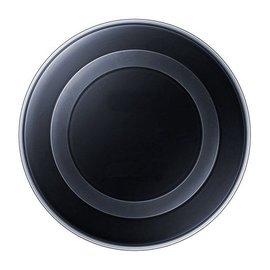Merkloos Wireless charger draadloze oplader pad Zwart