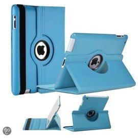 Merkloos Luxe 360 graden Protect cover case voor iPad 2 / 3 / 4