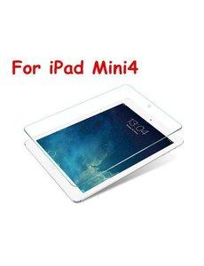 Merkloos Apple iPad Mini 4 Anti- Crash tempered glass / Screenprotector - -