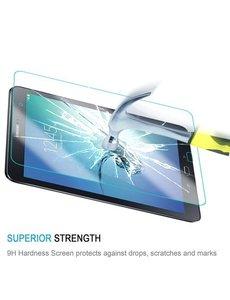 Merkloos Samsung Galaxy Tab S2 8,0 inch (SM-T710 / T715) Tempered glass Glazen Screenprotector (0.3mm)