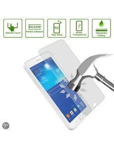 Merkloos Glazen Screenprotector Tempered Glass (0.3mm) voor Samsung Galaxy Tab 3 7.0 Lite 110 / 111