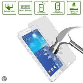 Merkloos Glazen Screen protector Tempered Glass 2.5D 9H (0.3mm) voor Samsung Galaxy Tab 3 7.0 Lite 110 / 111