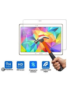 Merkloos Glazen Screenprotector Tempered Glass ( 0.3mm ) voor Samsung Galaxy Tab S 10.5 T800 / T805