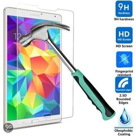 Merkloos Glazen Screen protector Tempered Glass 2.5D 9H (0.3mm) voor Samsung Galaxy Tab S 8.4 T700